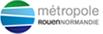 Logo Rouen Métropole
